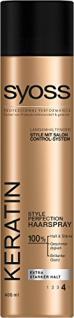 Syoss Haarspray Keratin, 2er Pack (2 x 400 ml)