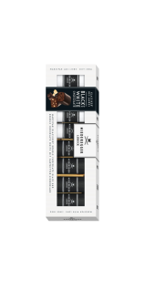 Niederegger Black und White Pralinen mit Zartbitter Schokolade 100g