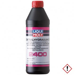 Liqui Moly Zentralhydraulik Öl 2400 Mineralisch Hochwertig 1L