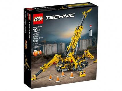 Lego Technic 42097 Spinnen Kran empfohlen für Kinder ab 10 Jahren