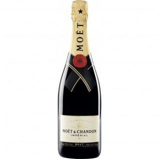 Moet und Chandon Brut Imperial Champagner Prickelnd 750ml 6er Pack
