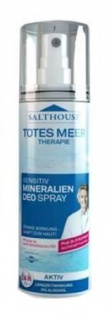 Murnauer Salthouse Totes Meer Therapie Sensitiv Mineralien Deo Spray, 100ml, 1er Pack (1 x 100 ml)