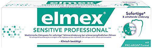 Elmex SENSITIVE PROFESSIONAL Zahnpasta mit PRO-ARGIN, 3er Pack (3 x 75 ml)