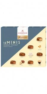 Niederegger Nougat Minis Pralinen mit Vollmilch Schokolade 120g