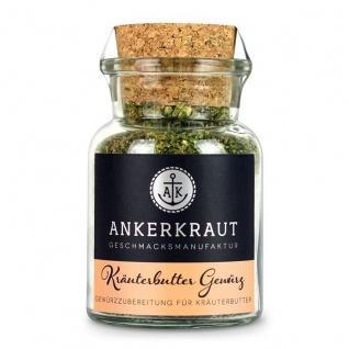 Ankerkraut Kräuterbutter Gewürz Gewürzmischung im Korkenglas 65g
