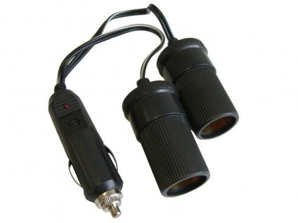 KFZ Verteiler/Stecker Set 12 V