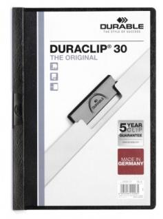 Duraclip Original 30 schwarz