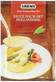 Ubena Sauce Hollandaise , 4er Pack (1 x 100 g)
