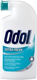 Odol-med 3 Mundwasser extra frisch, 125ml, 4er Pack (4 x 125 ml)