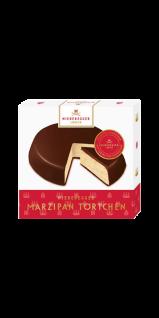 Niederegger Marzipan Törtchen Classic Zartbitter Schokolade 75g