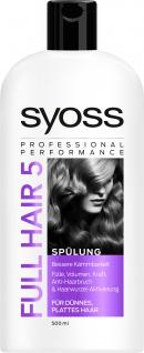 SYOSS Spülung Full Hair 5 500 ml