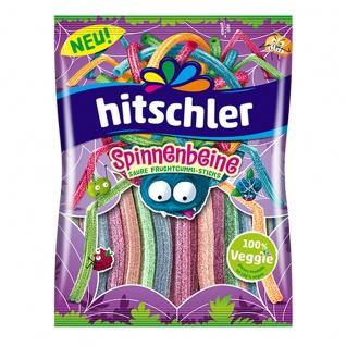 Hitschler Spinnenbeine saure Fruchtgummi Sticks 125g 10er Pack