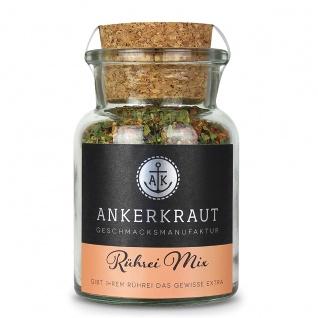 Ankerkraut Rührei Mix feine Gewürzmischung im Korkenglas 80g