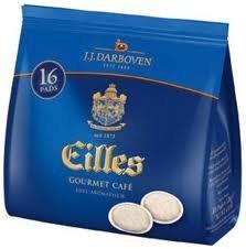 Eilles - Gourmet Kaffee Pads - 16er/1St