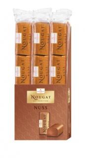 Niederegger zartschmelzende Nuss Nougat Riegel Vollmilch 50g 5er Pack