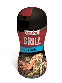 Kotányi Grill Fisch Gewürzmischung aus Kräutern und exotischen Gewürzen