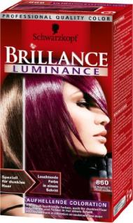 Schwarzkopf Brillance Luminance Nr. 860