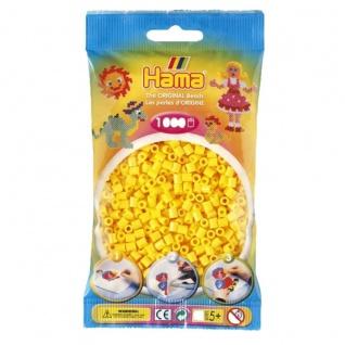 HAMA Perlen Gelb 1000