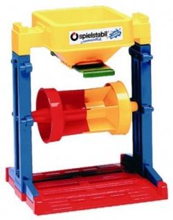 Fuchs Tinti Sandspielzeug Mühle klein montiert