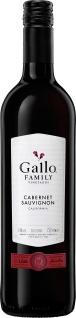 Gallo Family Vineyards Cabernet Sauvignon halbtrocken Rotwein 750ml