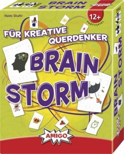 Amigo Brain Storm Ein tolles Partyspiel für die ganze Familie