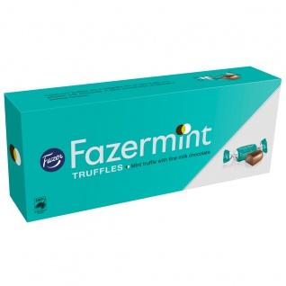 Fazermint Truffles Chocolates Schoko Pralinen mit Minztrüffel 270g