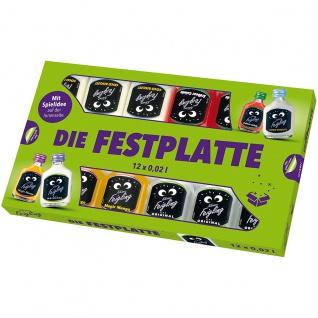Kleiner Feigling Premium Likör Festplatte Der Party Shot 12 x 0.02l