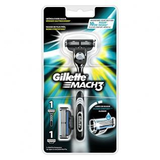 Gillette Mach3 Rasierer + 1Klinge