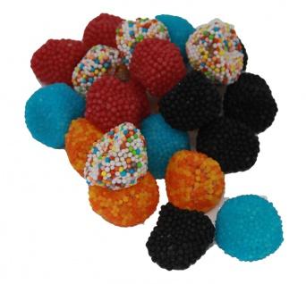 Fruchtgummi Bolitos Mix in mehreren Geschmacksrichtungen Zuckerdragees 1000g