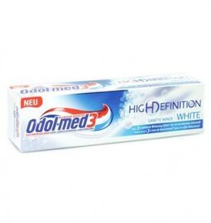 Odol-Med-3 Zahncreme High Definition White Up My Day, 75 ml