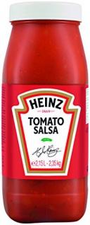 Heinz Tomato Salsa, Plastikkanne, 2er Pack (2 x 2.15 l)