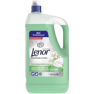 Lenor Weichspüler Konzentrat Odour Eliminator flüssig 4750ml