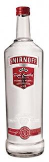 SMIRNOFF VODKA 37, 5% 3 LTR