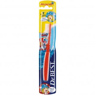 Dr. Best die Kinder - Milchzahn Zahnbürste sanft und schonend 12er Pack