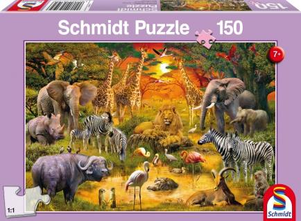 KIPU 150T Tiere in Afrika