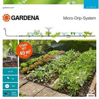 Gardena Start-Set Pflanzflaechen