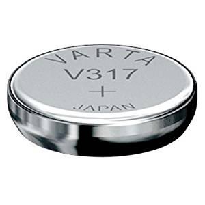 Chron.Uhrenbatterie 317