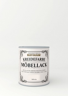 Moebellack Kalkweiss