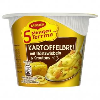 Maggi 5MT Kartoffelbrei mit Roest-
