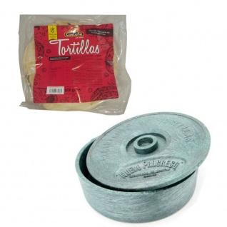 La Costena Tortilla frisch 20cm