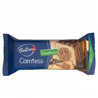 Bahlsen Comtess Haselnuss Kuchen herrlich saftiger Rührkuchen 250g