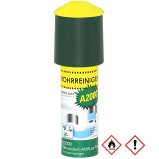 Steuber pureclean effektiver Druckluft Rohrreiniger A2000 150ml