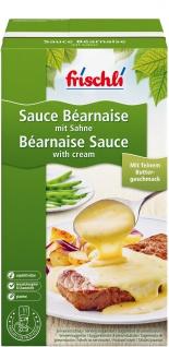 Frischli Sauce Bearnaise mit Kräutern und Butter ein perfekter Genuss 1000ml