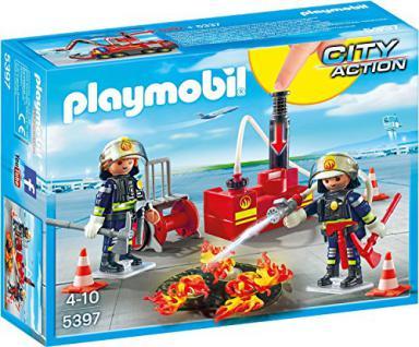 PLAYMOBIL 5397 - Brandeinsatz mit Löschpumpe - Vorschau