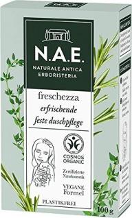 N.A.E. Freschezza Erfrischende Feste Duschpflege Vegane Forme 100g
