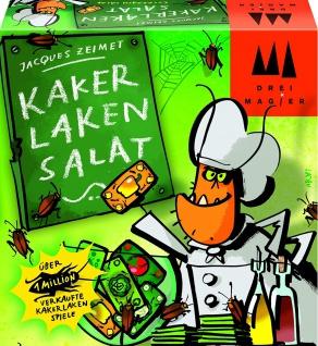 Spiel Kakerlaken-Salat