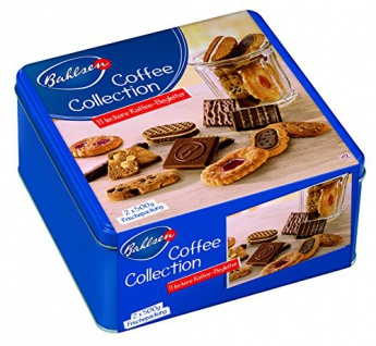 Bahlsen Coffee Collection Dose 1000g
