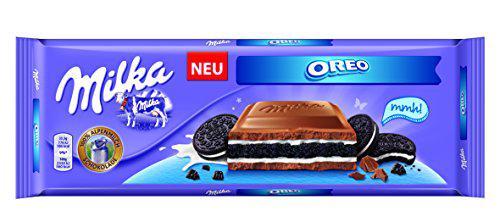 Oreo Milka Schokolade, Großtafel, 300 g, 13er Pack (13 x 300 g)