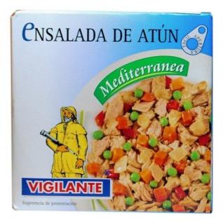 Thunfischsalat Mediterranea Thunfisch- und Gemüsesalat in Marinade 150g