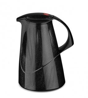 Isolierkanne 260 1 Liter sparkling black Eleganz in Hochglanz